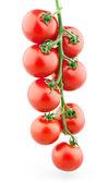 Bunch of cherry tomatoes — Stock Photo
