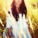 девочка хиппи - Стоковое фото #6176587. девочка хиппи - Стоковое изображение #6176587.