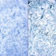 Set of ice crystals — Stock Photo #6196778