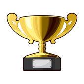 Sport Cup — Stockvektor