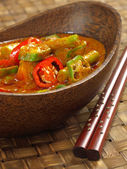 Vegetable curry — Stok fotoğraf