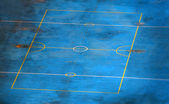 Prázdné sportovní hřiště — Stock fotografie
