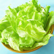 Stock Photo: Iceberg lettuce