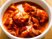 Indische mutton curry — Stockfoto