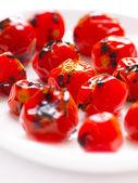 Pomodorini arrosti — Foto Stock