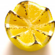 Grilled lemon — Stock Photo