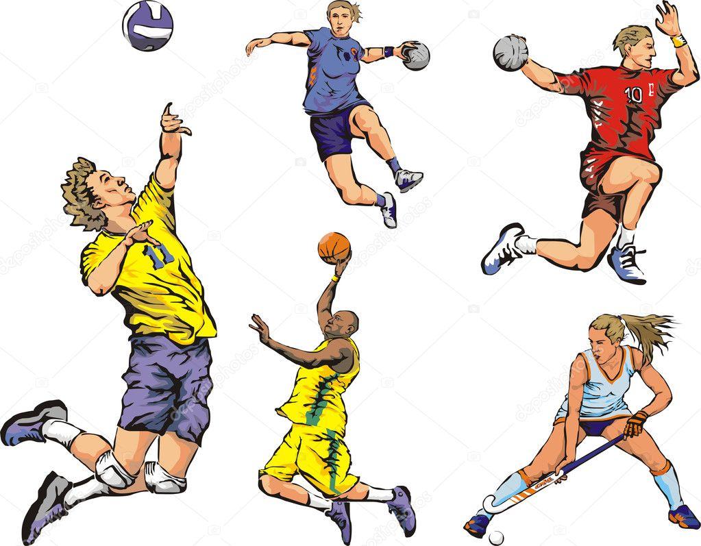 how to play handball australia