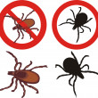 Tick - sign — Image vectorielle