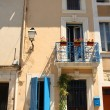 Stock Photo: Tenement house - provence