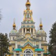 Zenkov Cathedral in Almaty — Stock Photo