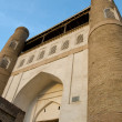 Ark Fortress in Bukhara — Stock Photo