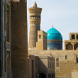 Old Town of Bukhara — Stock Photo