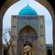 Stock Photo: Poi Kalon Mosque Complex in Bukhara