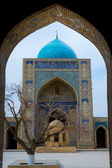 Poi Kalon Mosque Complex in Bukhara — Stock Photo
