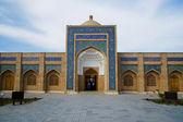 Baha-ud-Din Naqshband Bukhari Ensemble in Bukhara — Stock Photo
