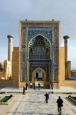Gur-e Amir Mausoleum in Samarqand — Stock Photo