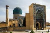 Gur-e Amir Mausoleum in Samarqand — Stock Photo
