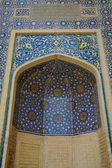 Пои Калон фреска мечеть в Бухаре — Стоковое фото