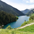 Stock Photo: Panoramof Kolsay Lake