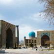 Stock Photo: RegistEnsemble in Samarkand