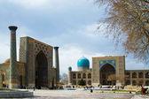 Registan Ensemble in Samarkand — Stock Photo
