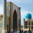 Ulugh Beg Madrassah in Samarkand — Stock Photo #5910646