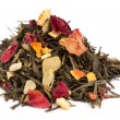Antioxidant tea - Stock Photo