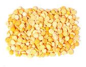 豌豆有机 — 图库照片