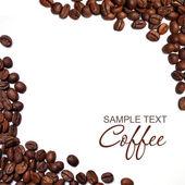 Coffee frame — Stock Photo