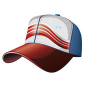 Baseball cap. — Stock Vector