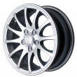 Stock Photo: Alloy wheel