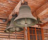 东正教教堂的钟声 — 图库照片