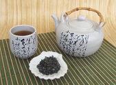 Tea still-life — Stock Photo