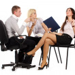 The business team — Stock Photo #5844041