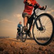 Relax biking — Stock Photo #5611689