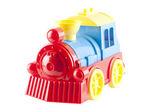 おもちゃの列車 — ストック写真