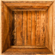 Inside wooden box — Stock Photo #6375224
