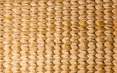 Brown Thai wooden wicker pattern — Stock Photo