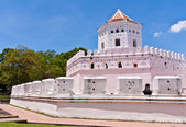 Old Thai style fort — Stock Photo