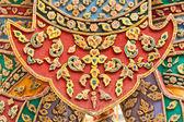 Thai style pattern in horizon — Stock Photo