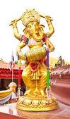 Ganesh with drum — Stock Photo
