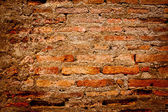 Old brick wall surface high contrast background — Stock Photo