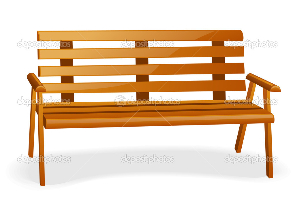 Watch more like Park Bench Clip Art
