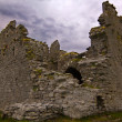 Stock Photo: Medieval castle on Inisheer island was built in 14th centur
