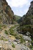 Crete mountain. — Stock Photo