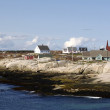 Stock Photo: Peggy's Cove Town