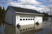 Garage inondé — Photo