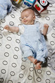 Young little baby boy — Stock Photo
