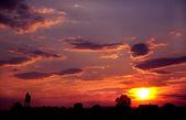 Manassas Valley Sunset — Stock Photo