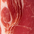 Stock Photo: Dry cured ham background